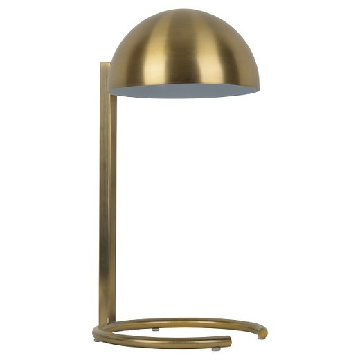 Best ideas about Target Desk Lamps . Save or Pin Mid Century Inspired Metal Desk Lamp Includes CFL Bulb Now.