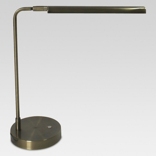 Best ideas about Target Desk Lamps . Save or Pin Modern Touch LED Task Lamp Brass Project 62 Tar Now.