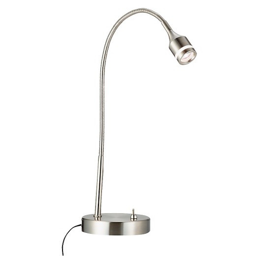 Best ideas about Target Desk Lamps . Save or Pin Adesso Prospect LED Desk Lamp Silver Tar Now.