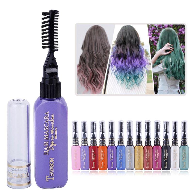 Best ideas about Temporary Hair Color DIY . Save or Pin e time Hair Color Hair Dye Temporary Non toxic DIY Hair Now.