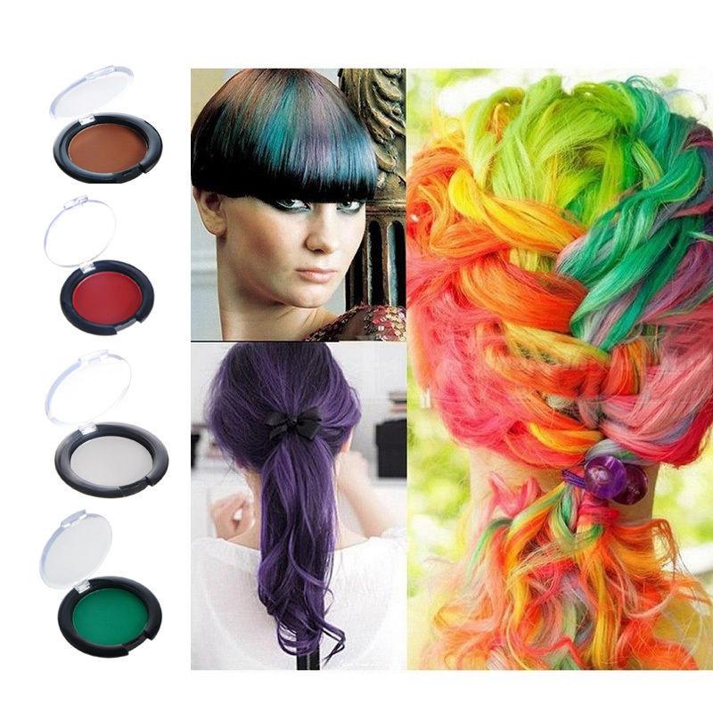 Best ideas about Temporary Hair Color DIY . Save or Pin Uni Christmas Salon DIY Temporary Hair Dye Hair Chalk Now.