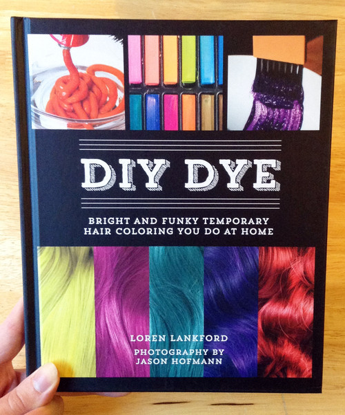 Best ideas about Temporary Hair Color DIY . Save or Pin DIY DYE Bright and Funky Temporary Hair Coloring You Do Now.