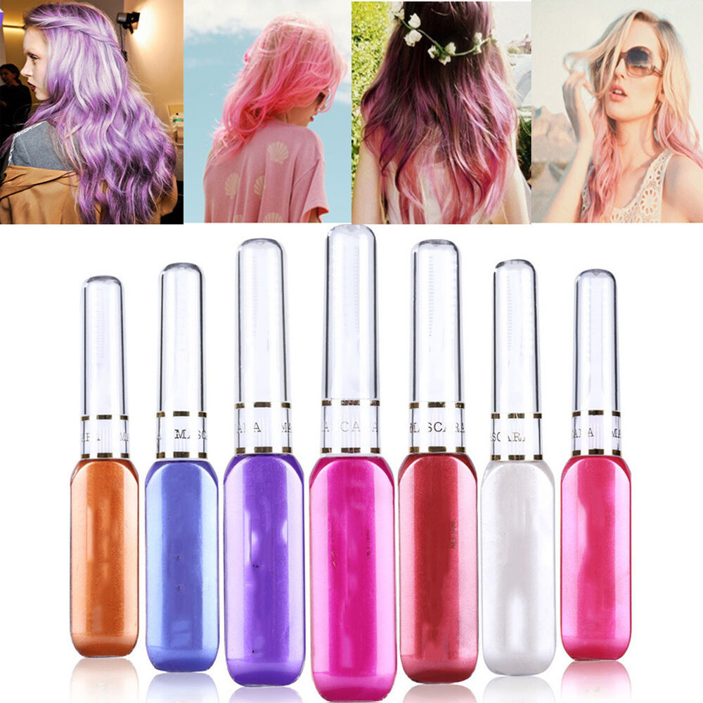 Best ideas about Temporary Hair Color DIY . Save or Pin 1x e time Hair Color Hair Dye Cream Easy Temporary Non Now.