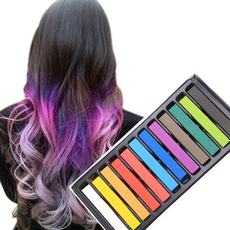 Best ideas about Temporary Hair Color DIY . Save or Pin Aliexpress Buy 2014 New 12 colors Non toxic Now.