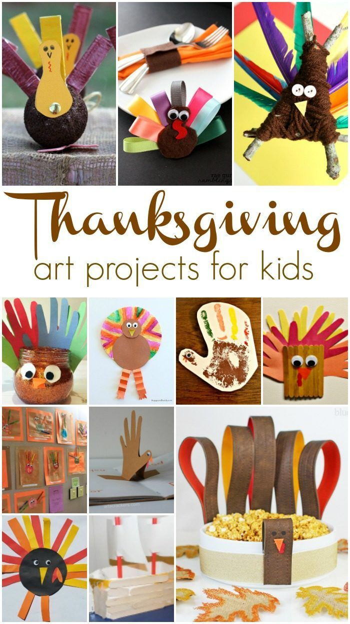 Best ideas about Thanksgiving Art Projects For Toddlers . Save or Pin Best 25 Easy thanksgiving crafts ideas on Pinterest Now.