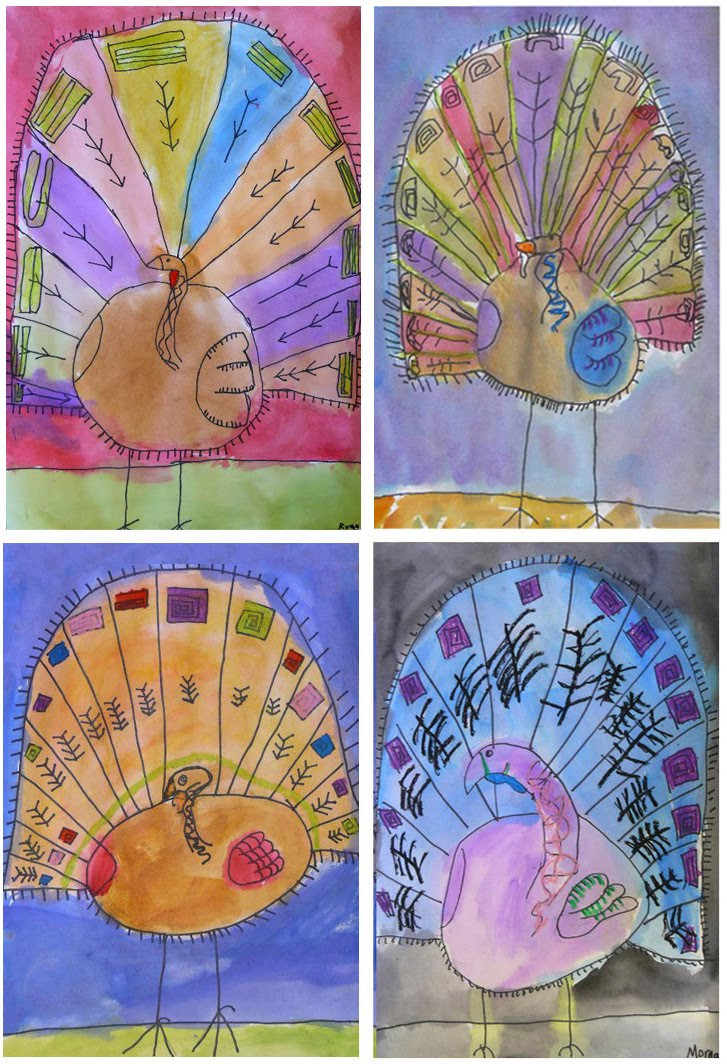 Best ideas about Thanksgiving Art Projects For Toddlers . Save or Pin Art Projects for Kids November 2010 Now.
