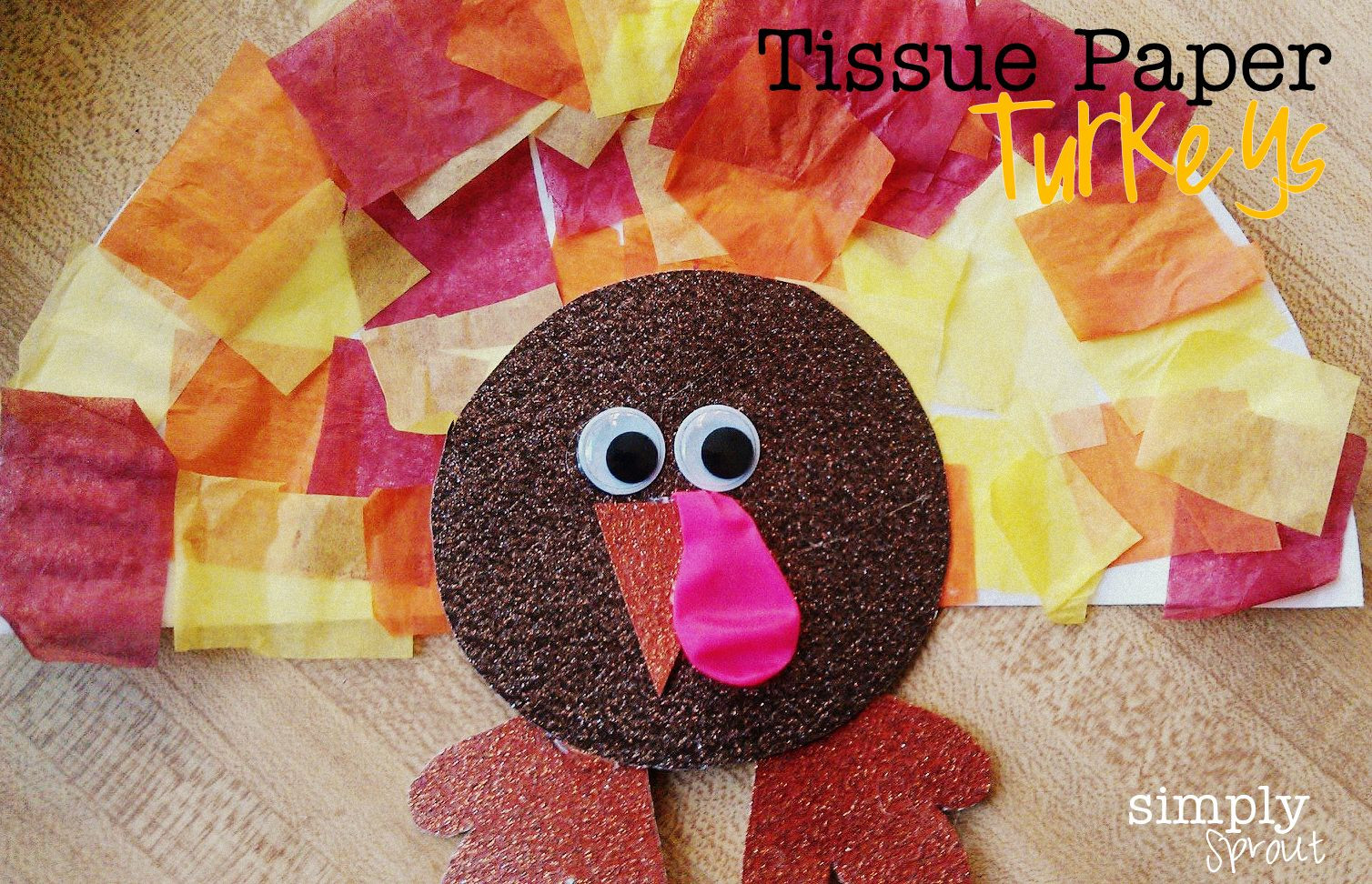 Best ideas about Thanksgiving Art Projects For Toddlers . Save or Pin Turkey Day art projects S Now.