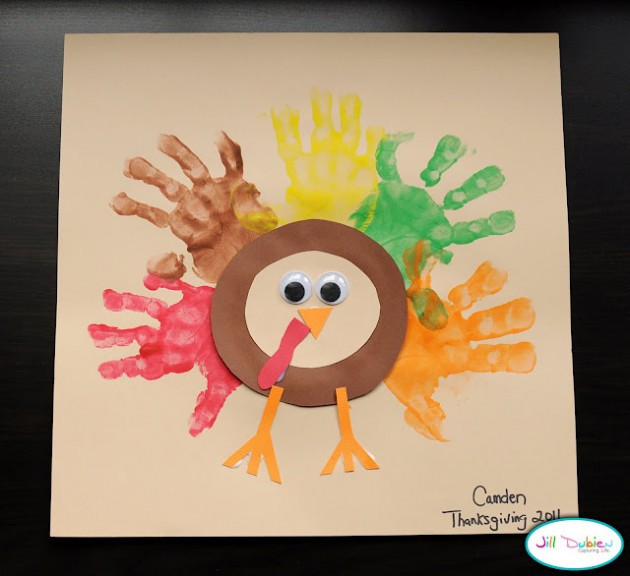 Best ideas about Thanksgiving Art Projects For Toddlers . Save or Pin 30 Fun DIY Thanksgiving Craft Ideas for Kids Now.
