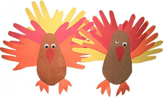 Best ideas about Thanksgiving Arts And Crafts For Kids . Save or Pin Fun thanksgiving arts and crafts ideas for kids Now.