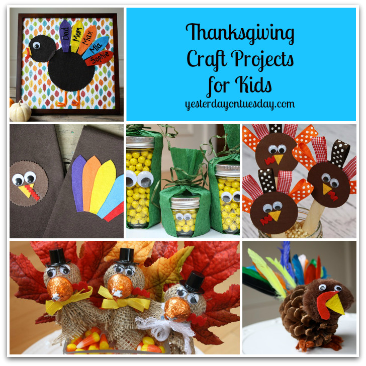 Best ideas about Thanksgiving Craft Ideas For Kids . Save or Pin Corny Containers Thanksgiving Craft Now.