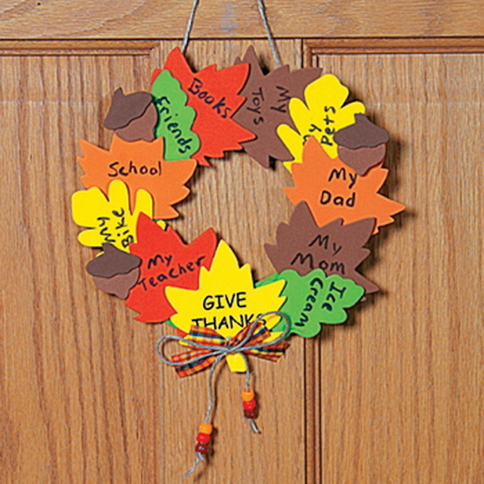 Best ideas about Thanksgiving Craft Ideas For Kids . Save or Pin 13 Easy DIY Thanksgiving Crafts for Kids Best Now.