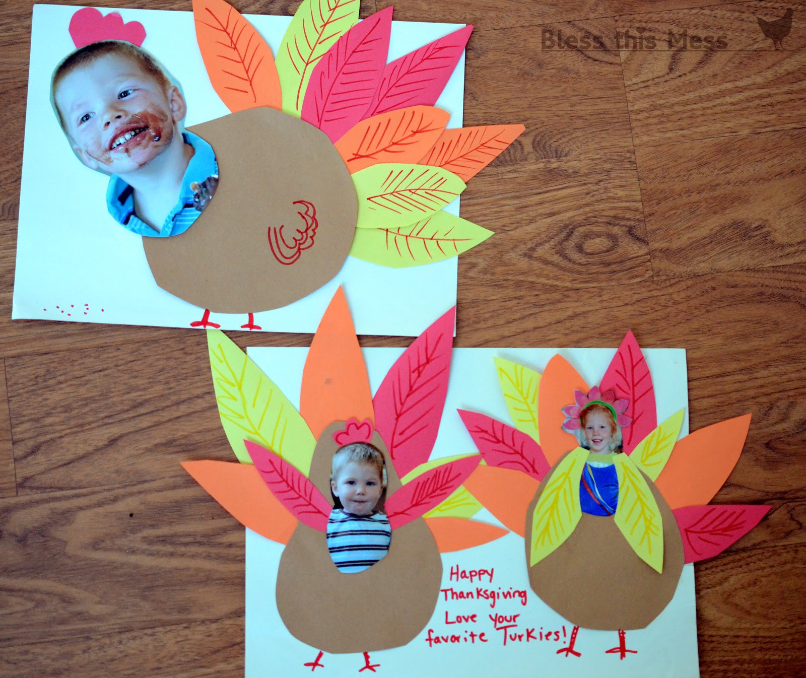 Best ideas about Thanksgiving Craft Ideas For Kids . Save or Pin Crafts For Kids Kids Crafts Ideas Now.