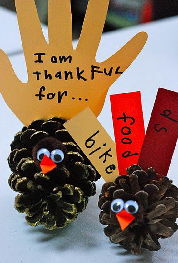 Best ideas about Thanksgiving Craft Ideas For Kids . Save or Pin Thanksgiving Craft Ideas for Kids family holiday Now.