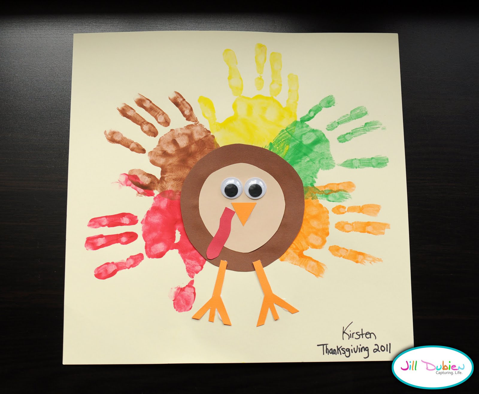 Best ideas about Thanksgiving Crafts For Preschoolers Free . Save or Pin Preschool Crafts for Kids August 2012 Now.