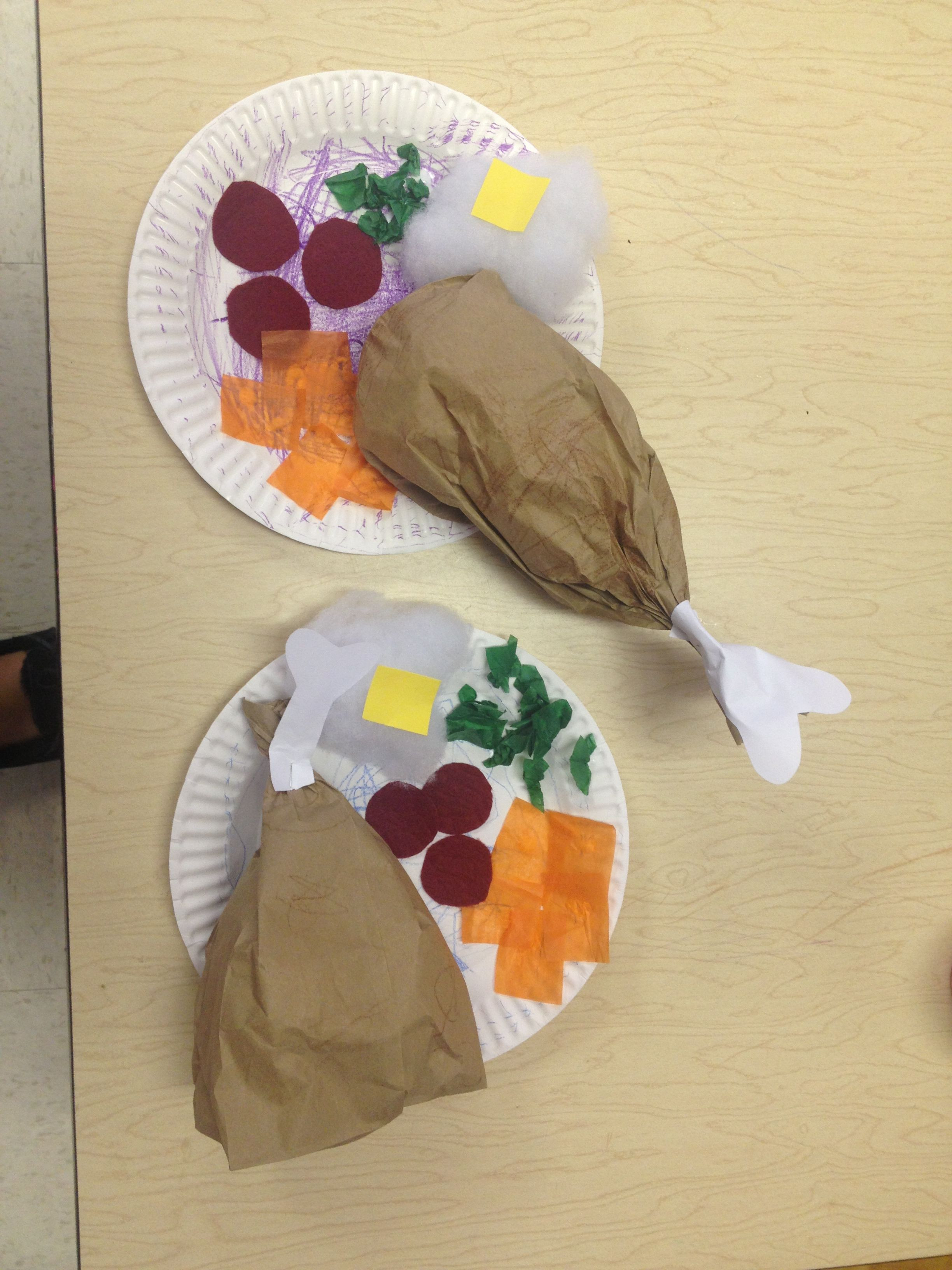 Best ideas about Thanksgiving Crafts For Preschoolers Free . Save or Pin Preschool Thanksgiving craft Crochet Now.