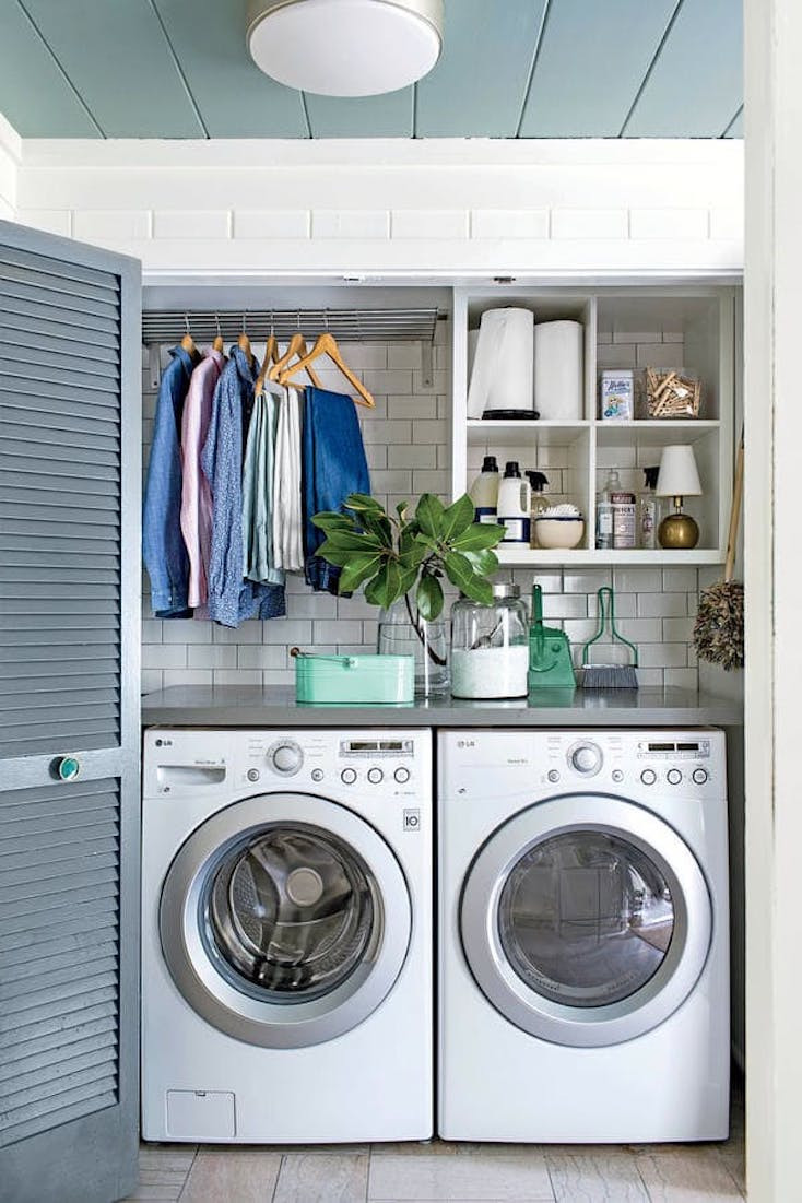 Best ideas about The Laundry Room . Save or Pin Creative and Inspiring Laundry Rooms Now.