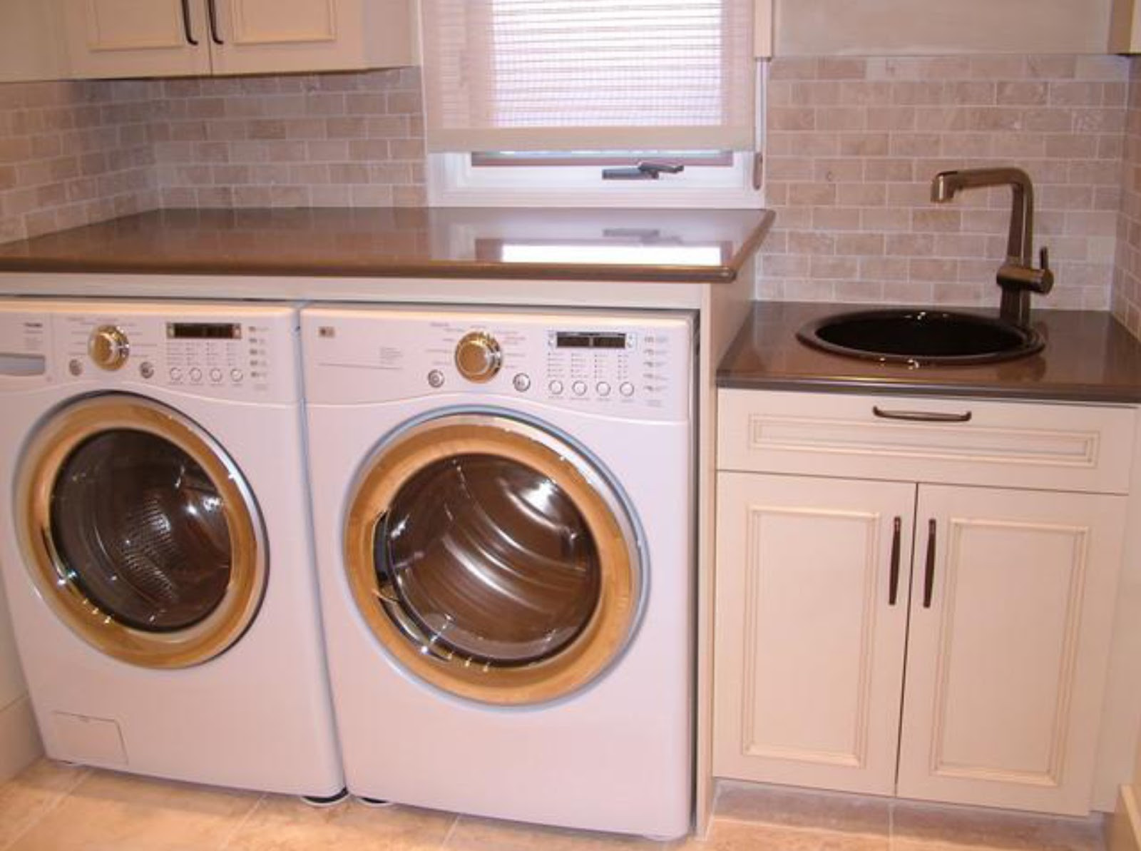 Best ideas about The Laundry Room . Save or Pin Simplifying Remodeling Designer s Touch 10 Tidy Laundry Now.