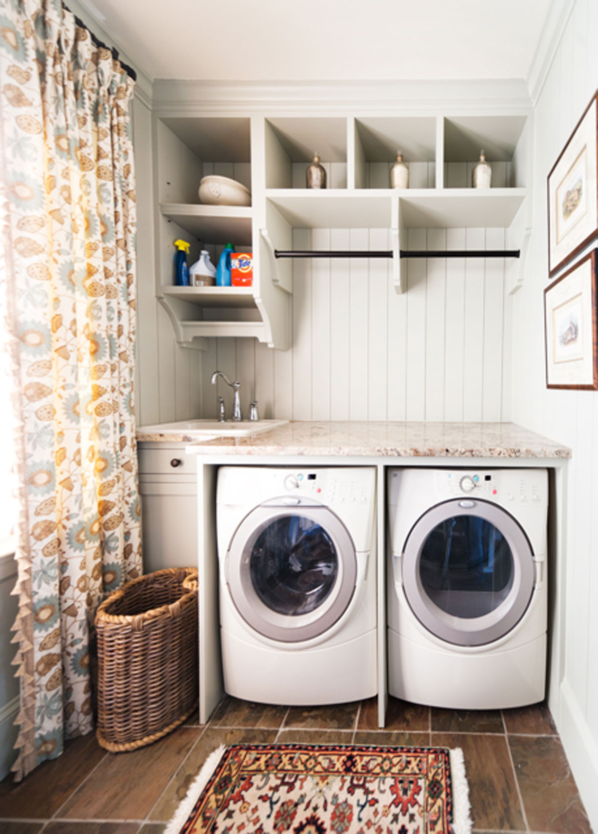 Best ideas about The Laundry Room . Save or Pin Small Laundry Room Ideas to Try Now.