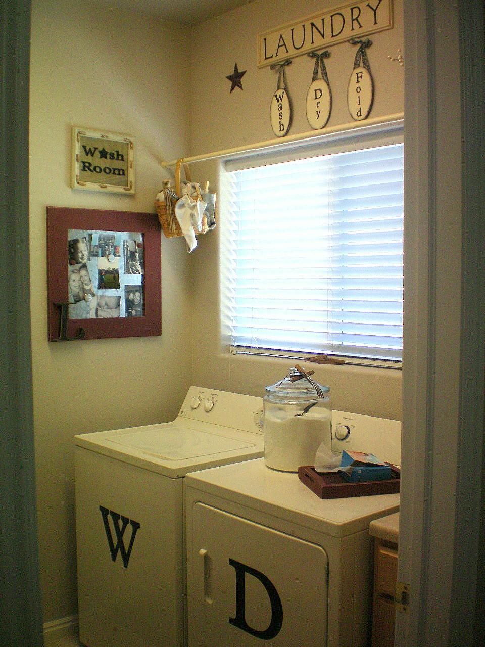 Best ideas about The Laundry Room . Save or Pin The Laundry Room Craft O Maniac Now.