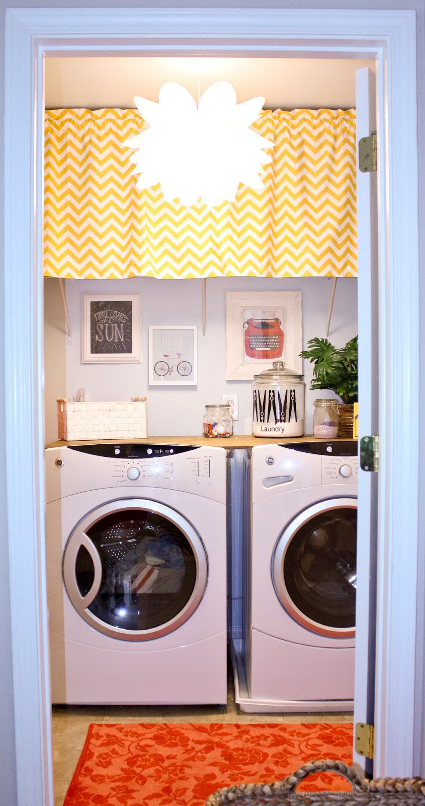 Best ideas about The Laundry Room . Save or Pin Hoot Designs Laundry Room Makeover Shanty 2 Chic Now.