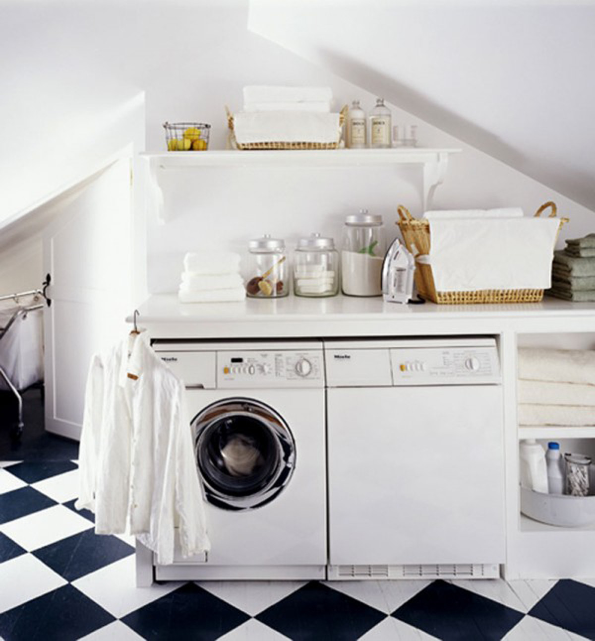 Best ideas about The Laundry Room . Save or Pin hunted interior Laundry Room Inspirations Now.