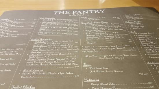 Best ideas about The Pantry Menu . Save or Pin The 10 Best Restaurants Near University of Lahore Now.