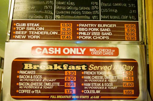 Best ideas about The Pantry Menu . Save or Pin The Best Hamburger Sandwich at The Original Pantry Cafe in Now.