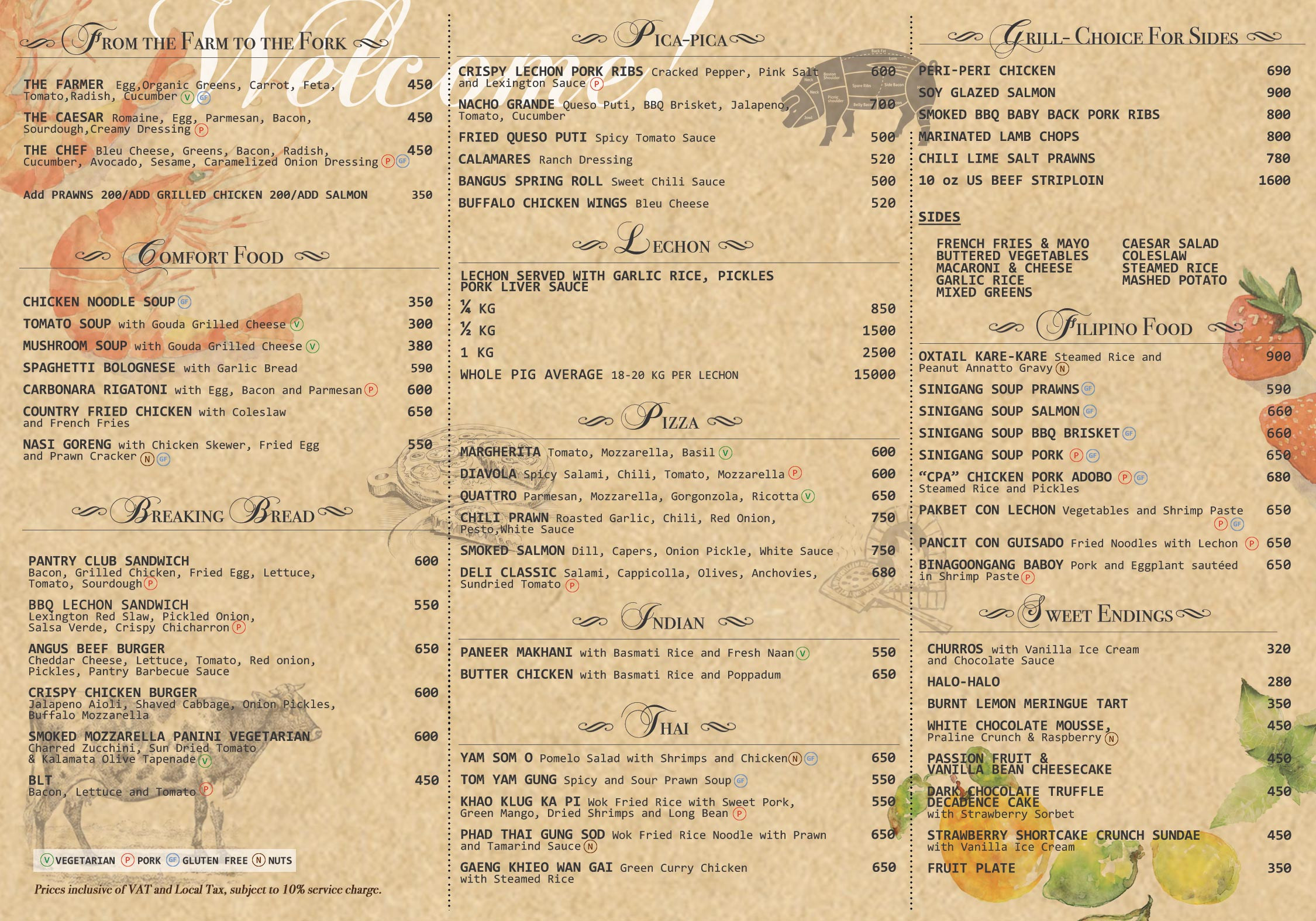 Best ideas about The Pantry Menu . Save or Pin The Pantry – Dusit Thani Manila Now.