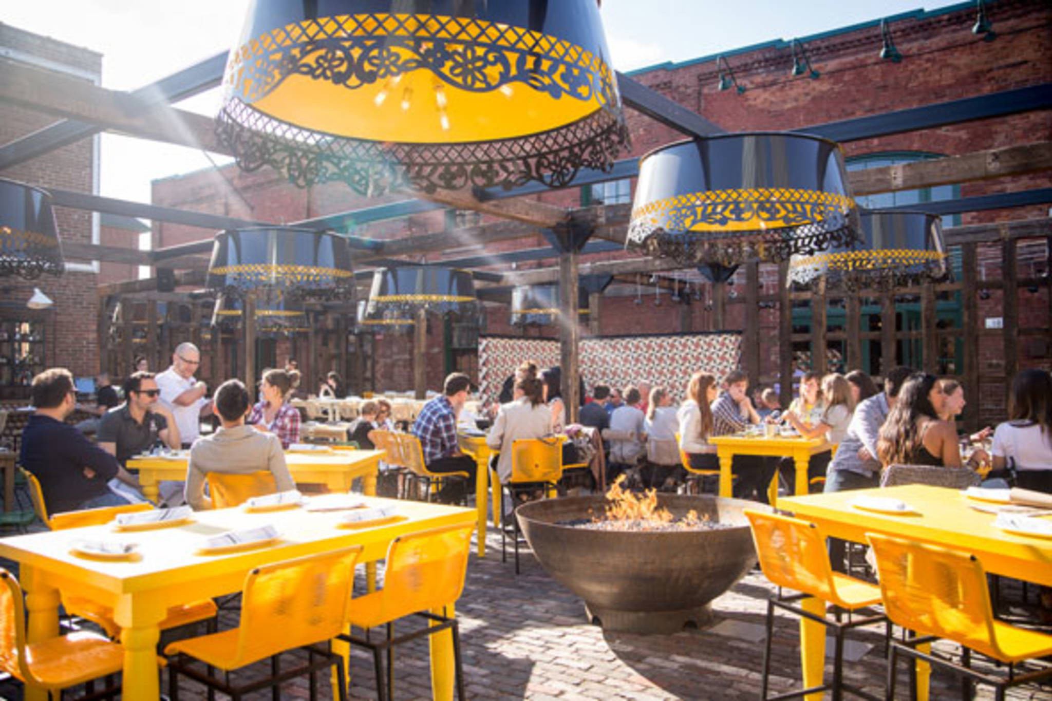 Best ideas about The Patio Restaurant . Save or Pin The Best Restaurant Patios in Toronto Now.