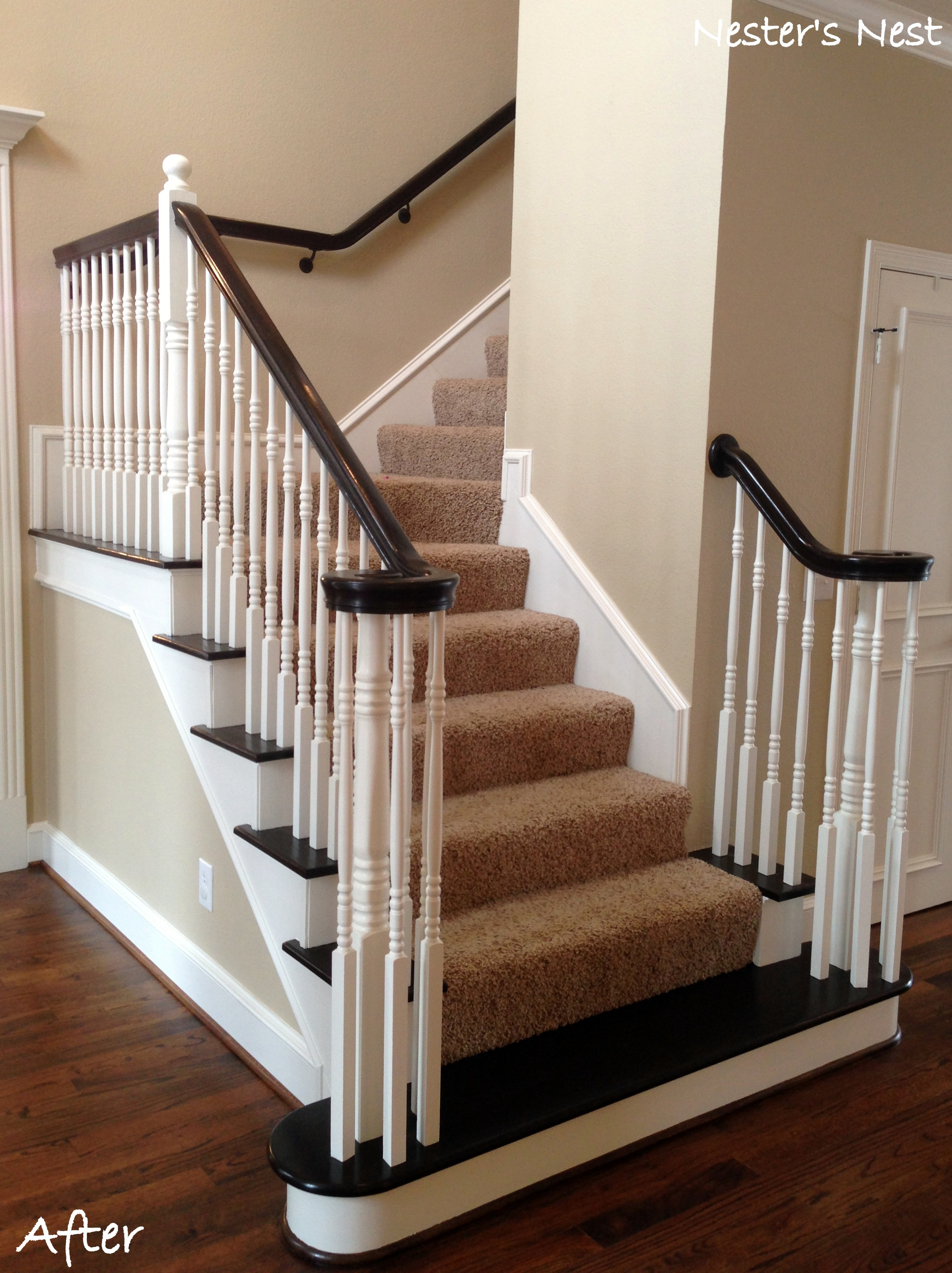 Best ideas about The Staircase 2 . Save or Pin My Refinished Staircase Now.