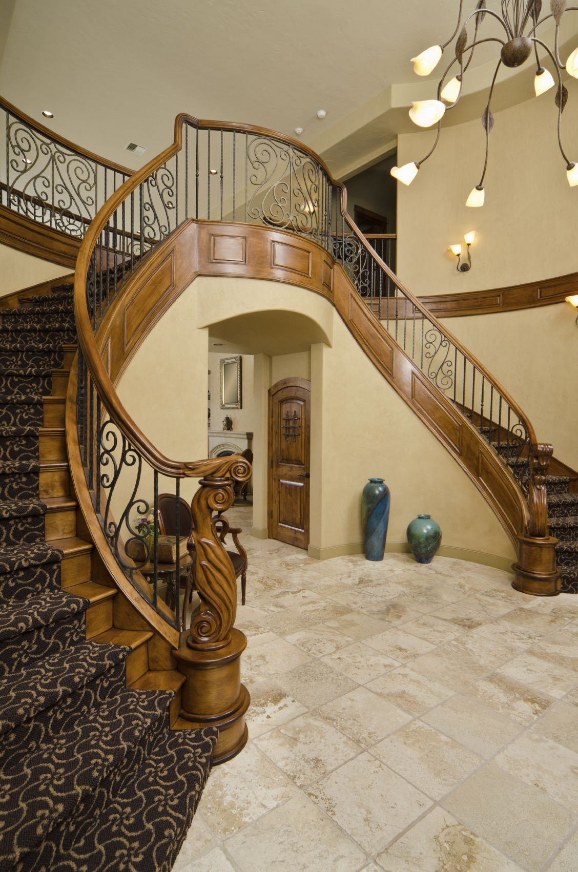 Best ideas about The Staircase 2 . Save or Pin 101 Foyer Ideas for Great First Impressions s Now.