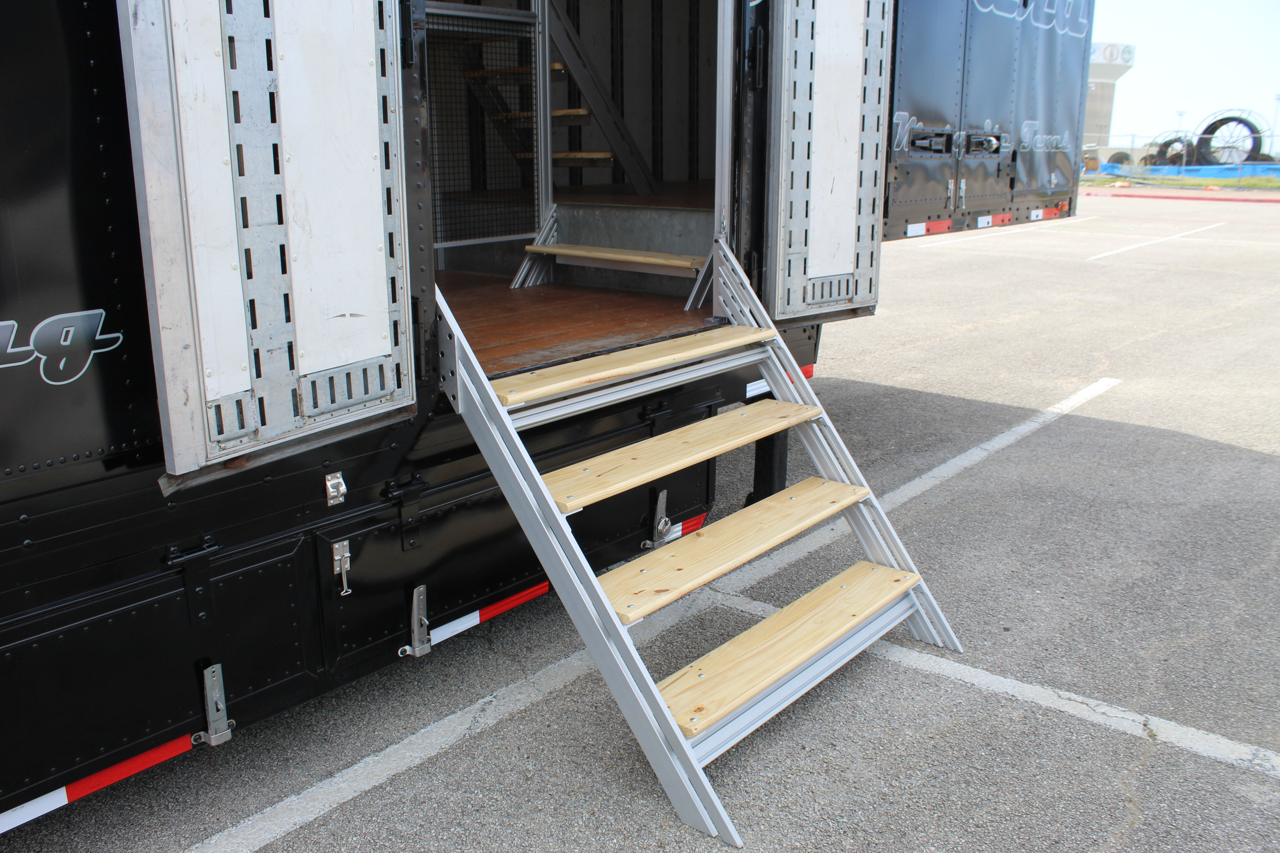 Best ideas about The Staircase Trailer . Save or Pin West Mesquite High School – Clubhouse Trailer pany Now.