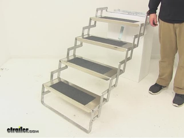 Best ideas about The Staircase Trailer . Save or Pin pare Brophy Camper Scissor vs Hitch Stair with Now.