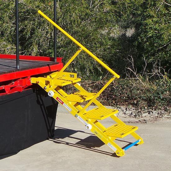 Best ideas about The Staircase Trailer . Save or Pin Retract A Steps Safe steps and stairs for your truck or Now.