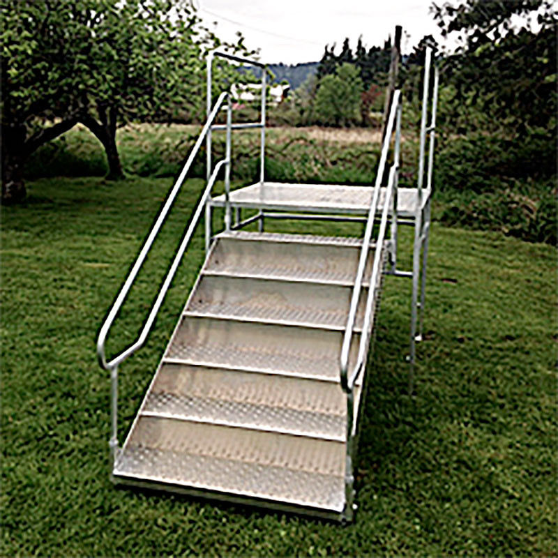Best ideas about The Staircase Trailer . Save or Pin OSHA Stairs and Decking Now.