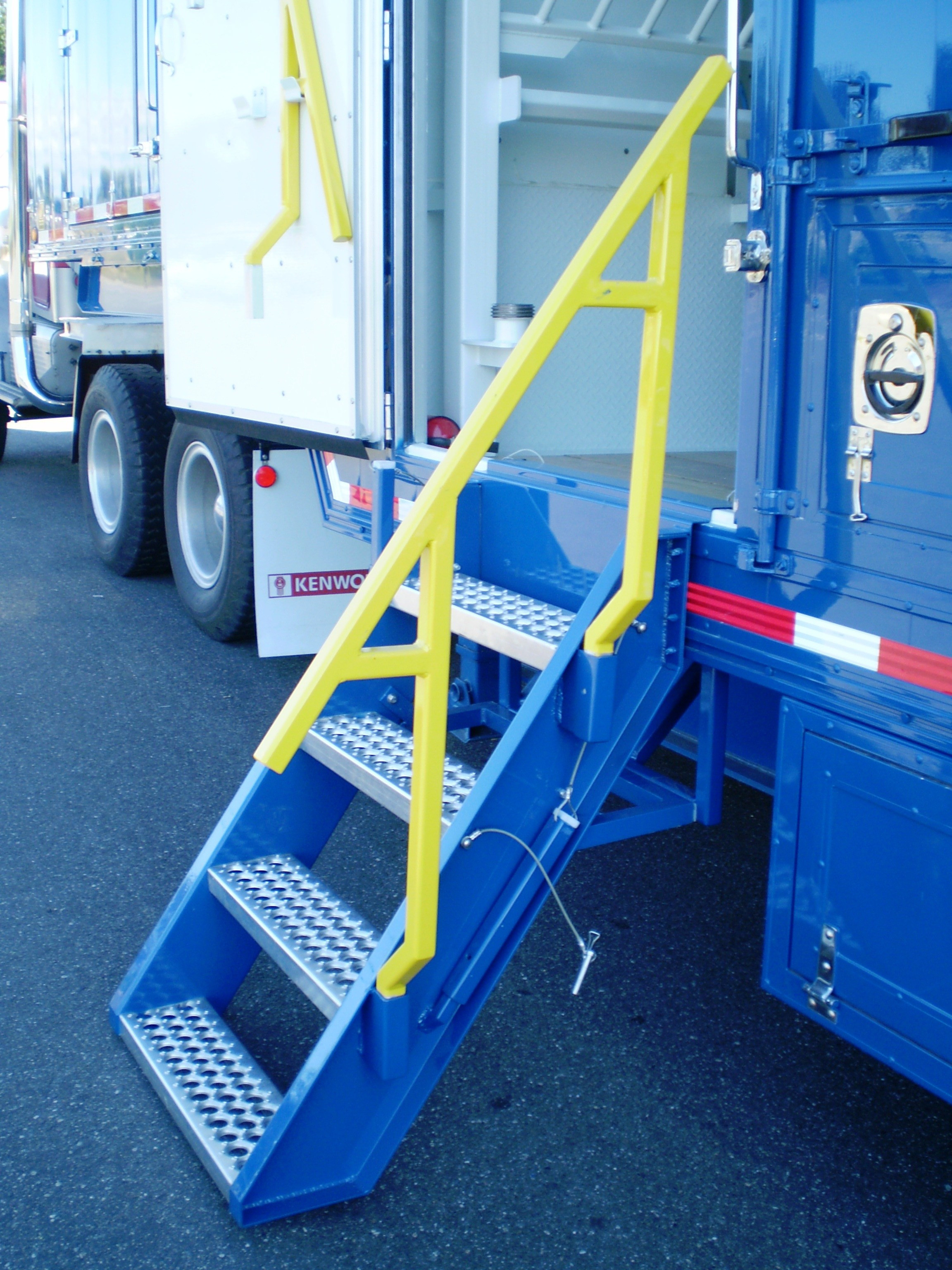 Best ideas about The Staircase Trailer . Save or Pin Specialty Oilfield Trailers – TriVan Truck Body Now.