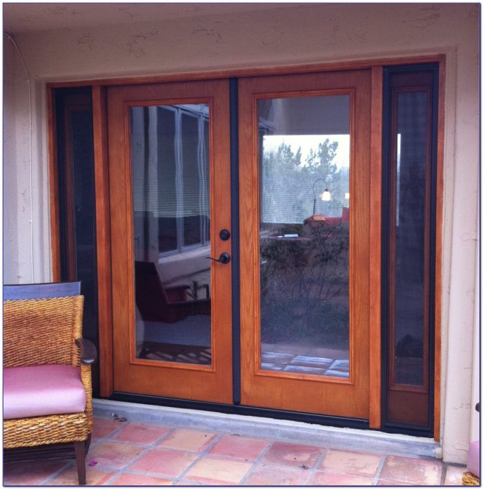 Best ideas about Therma Tru Patio Doors . Save or Pin Therma Tru Patio Doors With Screens Now.