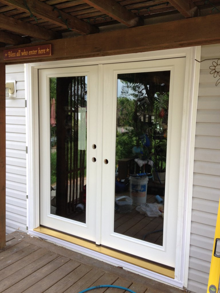 Best ideas about Therma Tru Patio Doors . Save or Pin Therma Tru French Door – Hicksville Ohio Now.