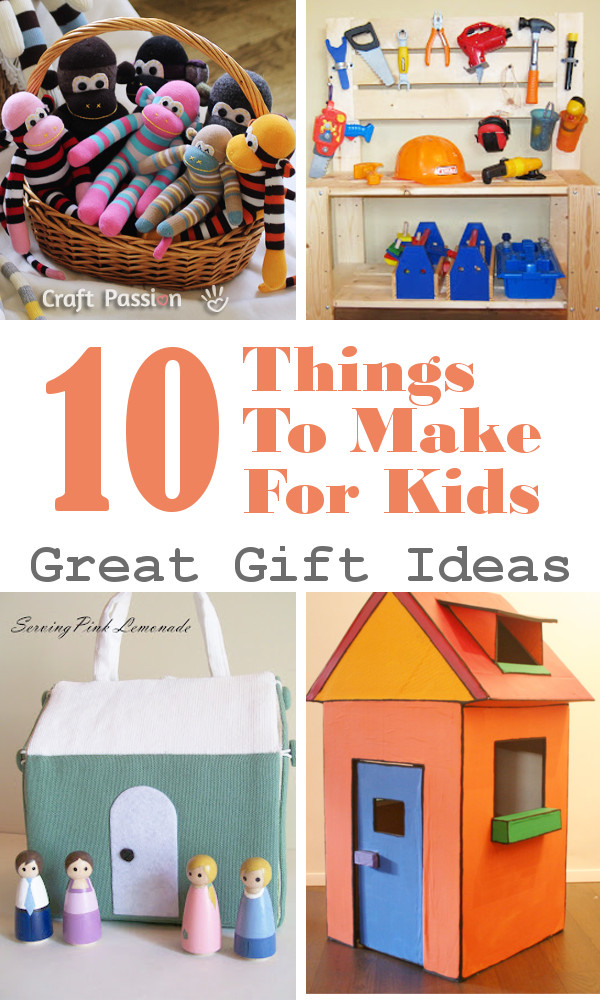 Best ideas about Things To Make With Kids . Save or Pin DIY Home Sweet Home 10 Cool Things to Make for Young Kids Now.