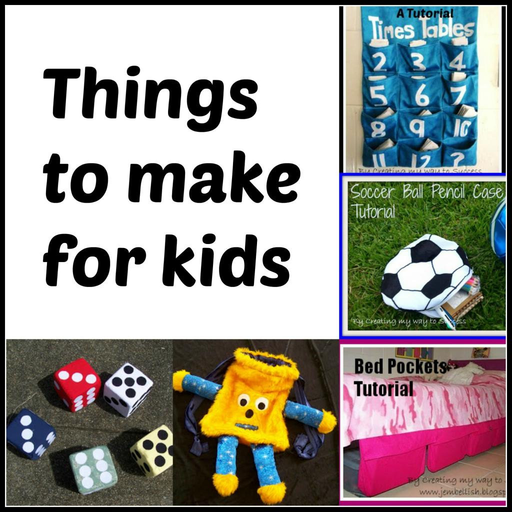 Best ideas about Things To Make With Kids . Save or Pin Creating my way to Success Things to make for kids Now.