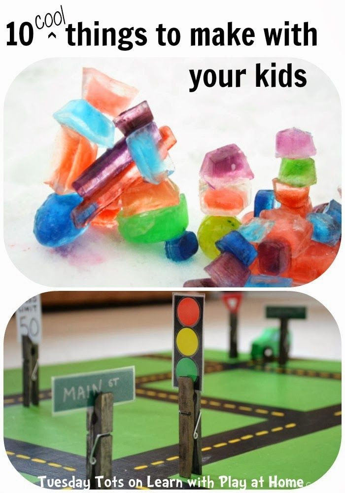 Best ideas about Things To Make With Kids . Save or Pin The 25 best Cool things to make ideas on Pinterest Now.
