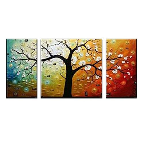 Best ideas about Three Piece Wall Art . Save or Pin 3 Piece Wall Art Amazon Now.