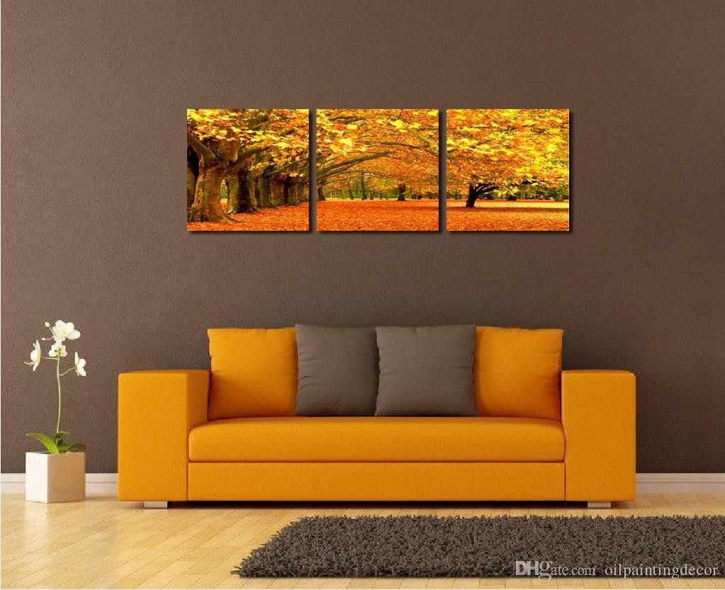 Best ideas about Three Piece Wall Art . Save or Pin 20 Collection of Three Piece Canvas Wall Art Now.