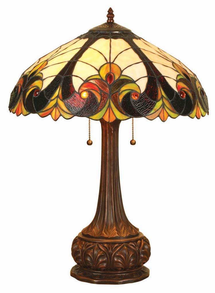 Best ideas about Tiffany Style Desk Lamp . Save or Pin Tiffany style Victorian Bronze Base Table Lamp Free Now.
