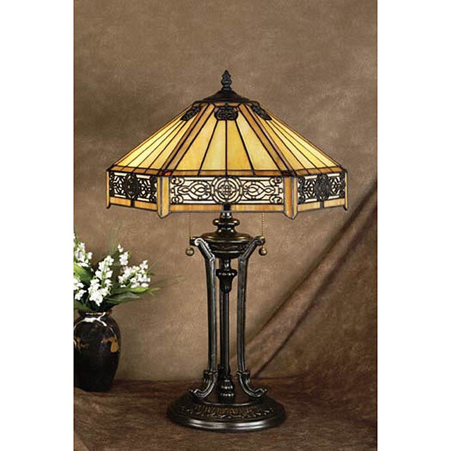Best ideas about Tiffany Style Desk Lamp . Save or Pin Shop Quoizel European Tiffany style Table Lamp Free Now.