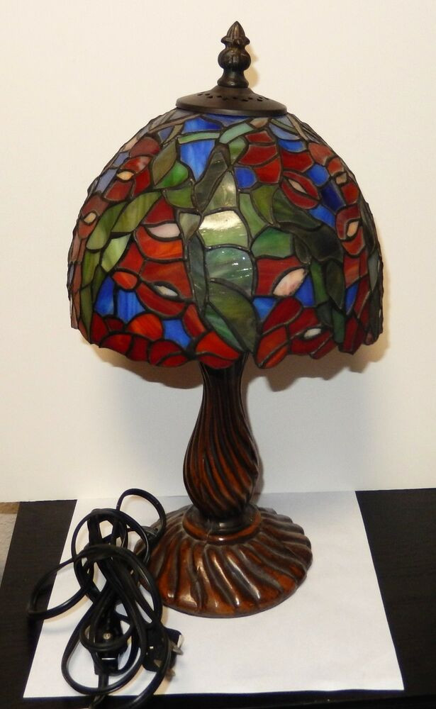 Best ideas about Tiffany Style Desk Lamp . Save or Pin SMALL TIFFANY STYLE DESK LAMP Now.