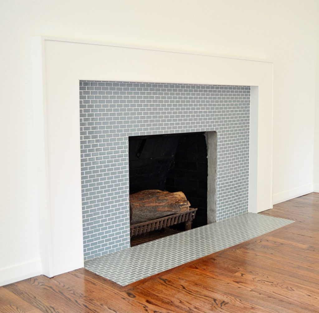Best ideas about Tile For Fireplace . Save or Pin Fireplace Tile Design Ideas on the Mantel and Hearth Now.