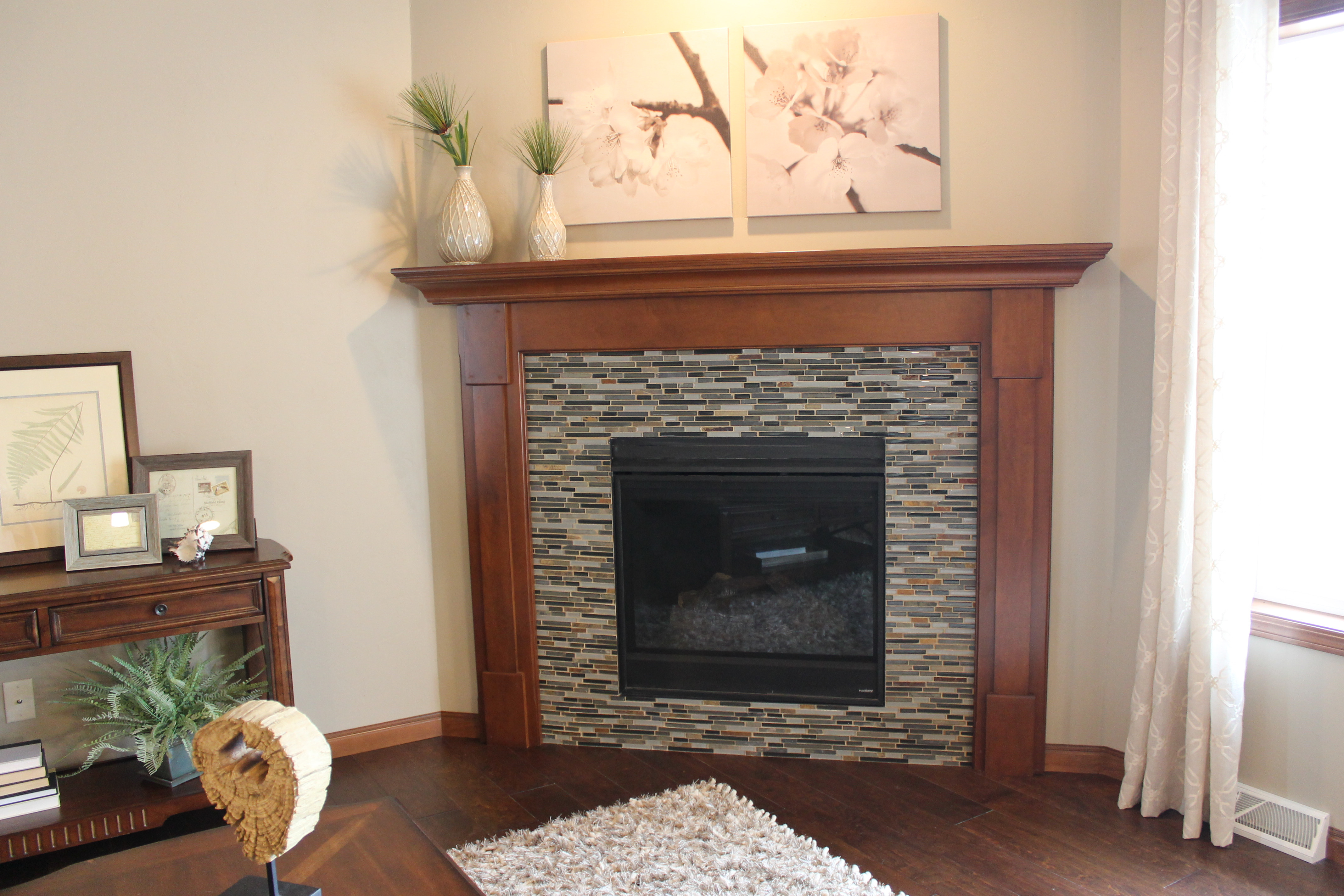 Best ideas about Tile For Fireplace . Save or Pin The Best & Basics of Fireplaces – Katie Jane Interiors Now.