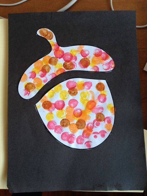 Best ideas about Toddler Craft Ideas 2 Year Old . Save or Pin Made by E 1 year old • Art My Kid Made Now.