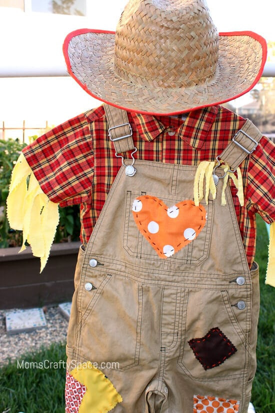 Best ideas about Toddler Scarecrow Costume DIY . Save or Pin DIY Toddler Scarecrow Costume With RIT Dye Happiness is Now.